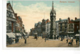 Postcard of Eastgate, Leicester